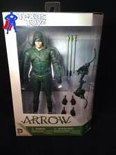 DC Collectibles CW TV GREEN ARROW Season 3 7in. Action Figure =FREE SHiP=