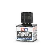 Tamiya 87131 Panel Line Accent Colour - Black Brand New