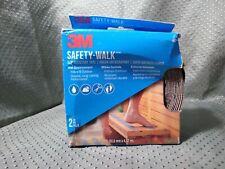 "New listing 3M Safety-Walk Slip Resistant Indoor & Outdoor Tread Tape 2"" x 15' Grey"