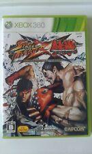 Xbox 360 Street Fighter x Tekken JP