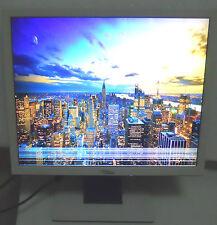 """19"""" SCHERMO PC MONITOR AZIENDALE FUJITSU SIEMENS P19-3P VGA DVI AUDIO LCD SCREEN"""