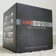EMI EMINENCE The Collection (50 CD Original Jacket Edition Classical Box Set)