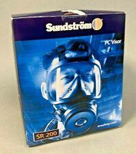 Sundstrom SR200 Full Face Respirator -  Never Used