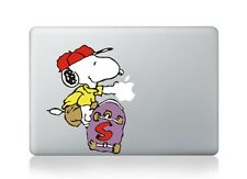 "Snoopy SKATEBOARD Macbook Sticker Viny Decal for Macbook Air/Pro/Retina 13""15"""
