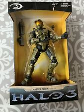 McFarlane Toys Halo 3 Master Chief  Spartan 117 12 inch Deluxe Action Figure
