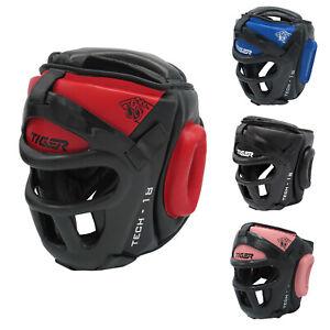 TMA Head Gear Protector Guard Wrestling Helmet Boxing MMA Headgear Sparring
