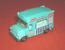 # Matchbox Light Blue Green Ice Cream Van Made In Thailand