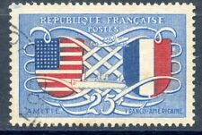 TIMBRE FRANCE OBLITERE N° 840  AMITIE FRANCO-AMERICAINE