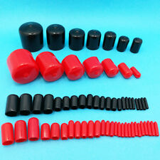1.3mm-5mm ID insulation waterproof rubber sleeve thread protective cover sleeves