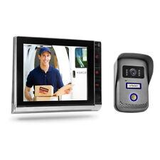 """8"""" TFT Video Türsprechanlage Gegensprechanlage TSA4 Sprechanlage Monitor Kamera"""