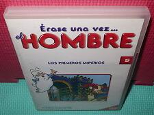 ERASE UNA VEZ EL HOMBRE - N.5 - LOS PRIMEROS IMPERIOS -
