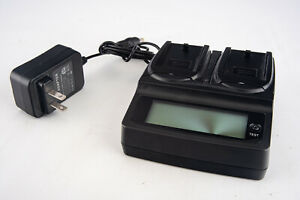 XTG Dual Charger for Canon LP-E8 Camera Batteries Super fast Charger V13