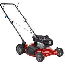 """Craftsman 140cc 21"""" 5.0 ft-lb Push Lawn Mower Gas Briggs & Stratton Engine Mulch"""