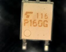 5 Toshiba tlp160g Triac Opto-Accoppiatore SMD so4 p160g