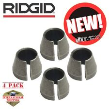 Ridgid 671362001 Collet Cone Sleeve for R2401, R2400 Laminate Trim Router (4-Pk)
