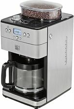 Kenmore Elite Kitchen 12 Cup Automatic Drip Coffee Bean Grinder And Brewer Maker