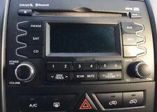 2011 - 2013 Kia Sorento AM FM Bluetooth CD Player Radio Receiver 96140-1U201CA