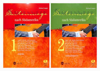 Saitenwege nach Südamerika - Band 1 oder 2 mit CD - Noten für Gitarre
