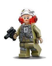 LEGO® Star Wars Episode 8 Minifigure A-Wing Pilot Tallissan Lintra