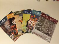 Fine Books & Collections Magazine - WITH SLIPCASE - All of 2005 - FREE SHIPPING