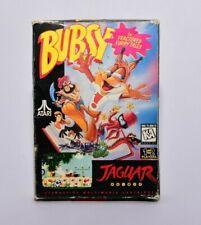 Bubsy Atari Jaguar Complete in Box