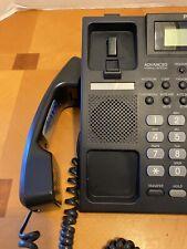 Panasonic KX-T7735 - 24 Button LCD Telephone - Black