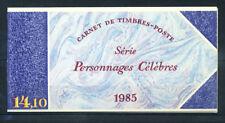 Francia 1985 Yv. BC2360A Libretto 100% ** Celebrità