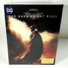 THE DARK KNIGHT RISES [2D+4K UHD] Blu-ray STEELBOOK [HDZETA] 1-CLICK BOXSET