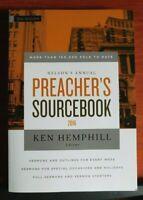 Nelson's Annual Preacher's Sourcebook 2016- Disc Included - by Ken Hemphill