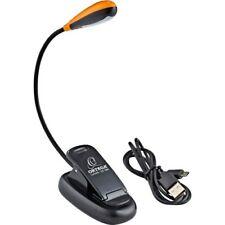 Ortega OML-S Lampe mit flexiblen Schwanenhals | Neu
