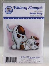 Stempel, Motivstempel, Whimsy Stamps, Hund
