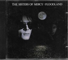 The Sisters Of Mercy Floodland CD Album German Press