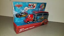 Disney Pixar Cars • Mack Dip & Dunk Trailer by Mattel • Color Changers