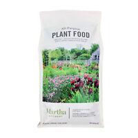 Martha Stewart Organic Natural Plant Food for Flowers | Shrubs | Vegetables