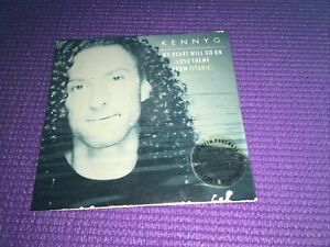 KENNY G 🎼My Heart Will Go On🎼 (Love Theme From THE TITANIC) CD✅FreeShip✅