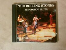 Rolling Stones: Schoolboy Blues-Unreleased Tracks Vol. 1, CD