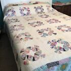 """VINTAGE QUILT 1930's Baby Bunting Pattern  74"""" x 84""""     #607"""