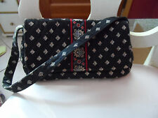 Vera Bradley Jilly bag in retired Classic Black pattern
