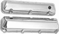 R9297 Chrome Steel Valve Cover 429 460 Pair
