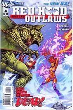 Red Hood and the Outlaws #4 (Feb. 2012, DC)