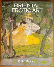 HUGE HISTORY OF ORIENTAL EROTIC ART by Philip Rawson COLOR PLATES