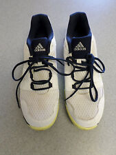 Adidas white and silver, running shoes. Men's 14 (eur 48)