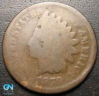 1870 Indian Head Cent  --  MAKE US AN OFFER!  #R8621
