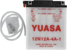 Yuasa Conventional 12V Battery YUAM2221B 12N12A-4A-1