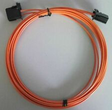 MOST fiber optic optical cable male to male for BMW Mercedes Audi Porsche 4M