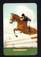 Coles Swap Card - Horse Jumping