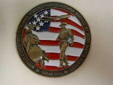 Challenge Coin JOHN WAYNE AIRPORT Homeland Security TSA