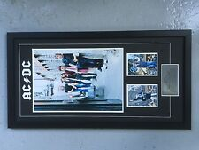 AC/DC - quality framed large 3 photo montage - large pic 12x18 inch RRP $199