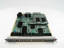 Cisco WS-X6748-GE-TX 48-Port 10/100/1000 RJ-45 CEF 720 w/CFC Card