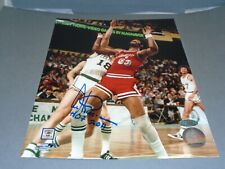 Artis Gilmore Signed Chicago Bulls 8x10 Photo Autographed Steiner Sports COA 1A